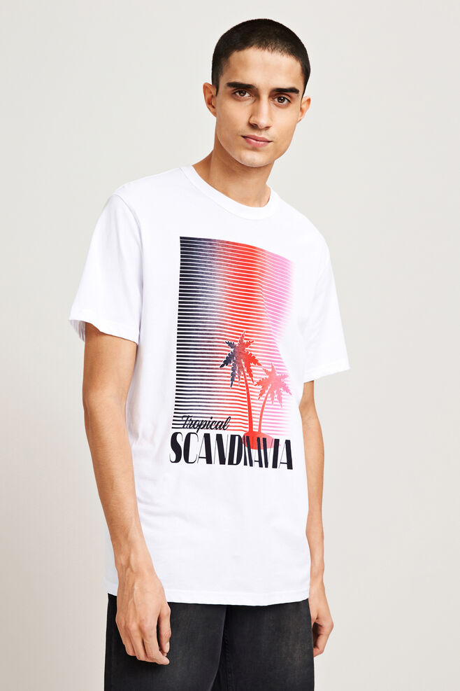 Scandi o-n ss 273, WHITE