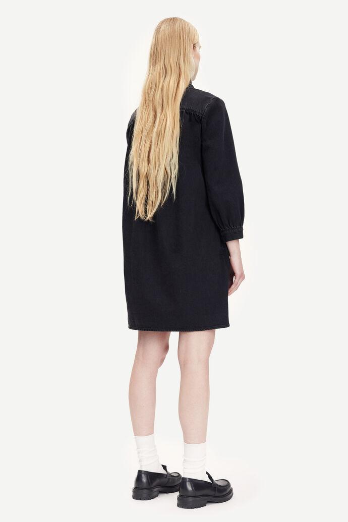 Gia dress 13029, BLACK SNOW numéro d'image 2