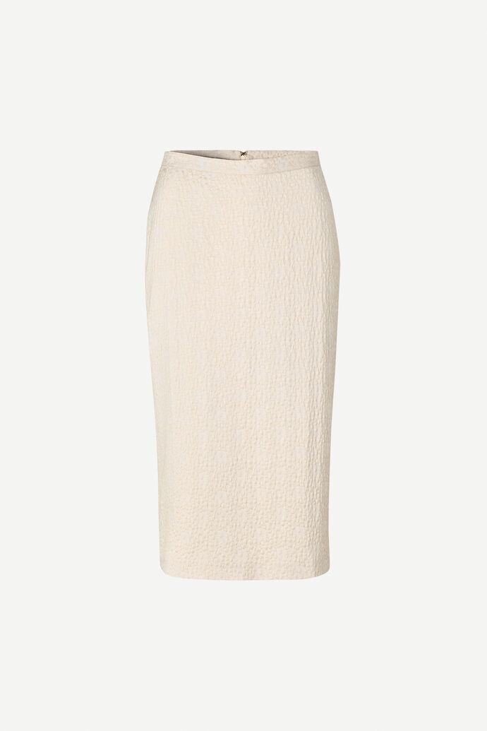 Jo skirt 11402, WHITE FLOWER