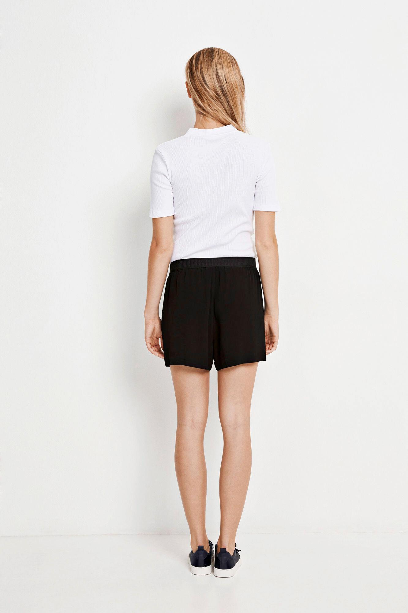 Nessie shorts 6515, BLACK