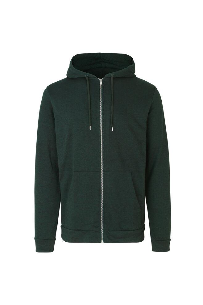 Enno zip hoodie 7057