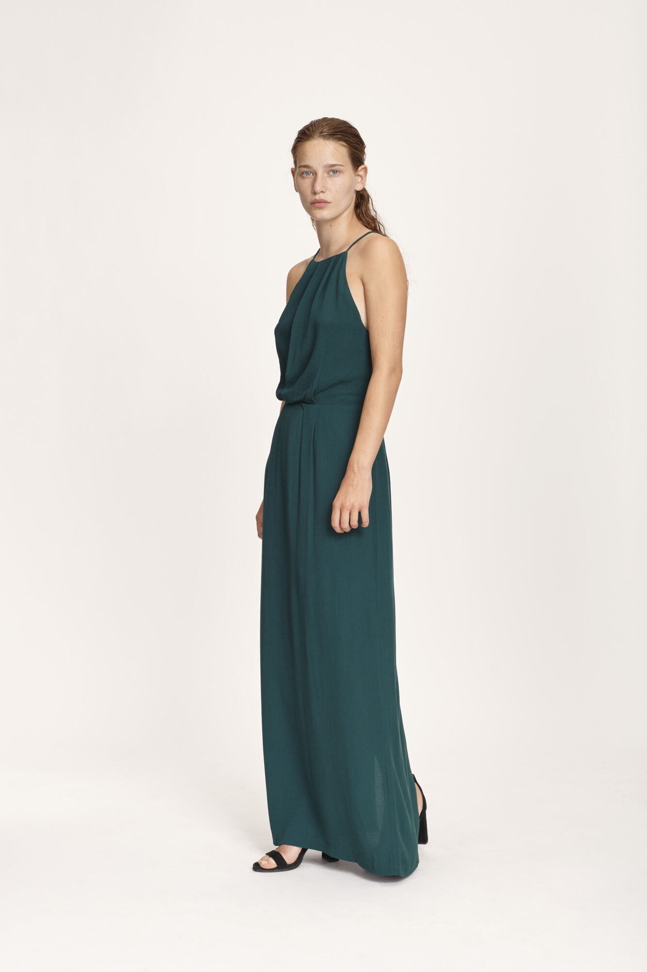 Willow dress long 5687, PONDEROSA PINE