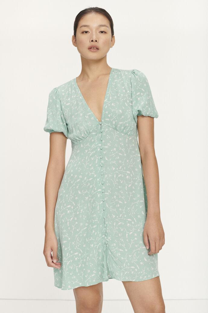 Petunia short dress aop 10056