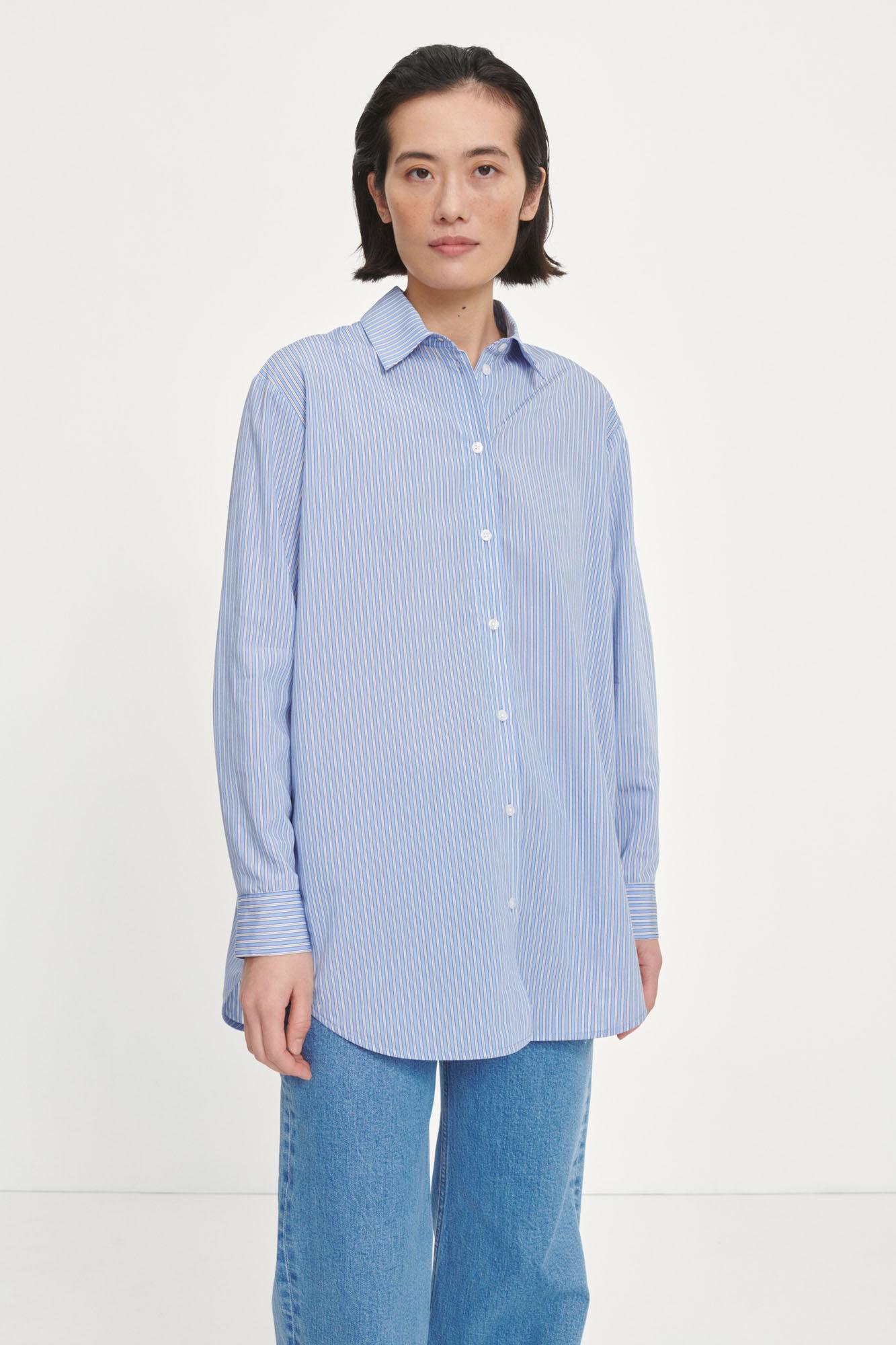 Haley shirt 14014, MINI BLUE ST.