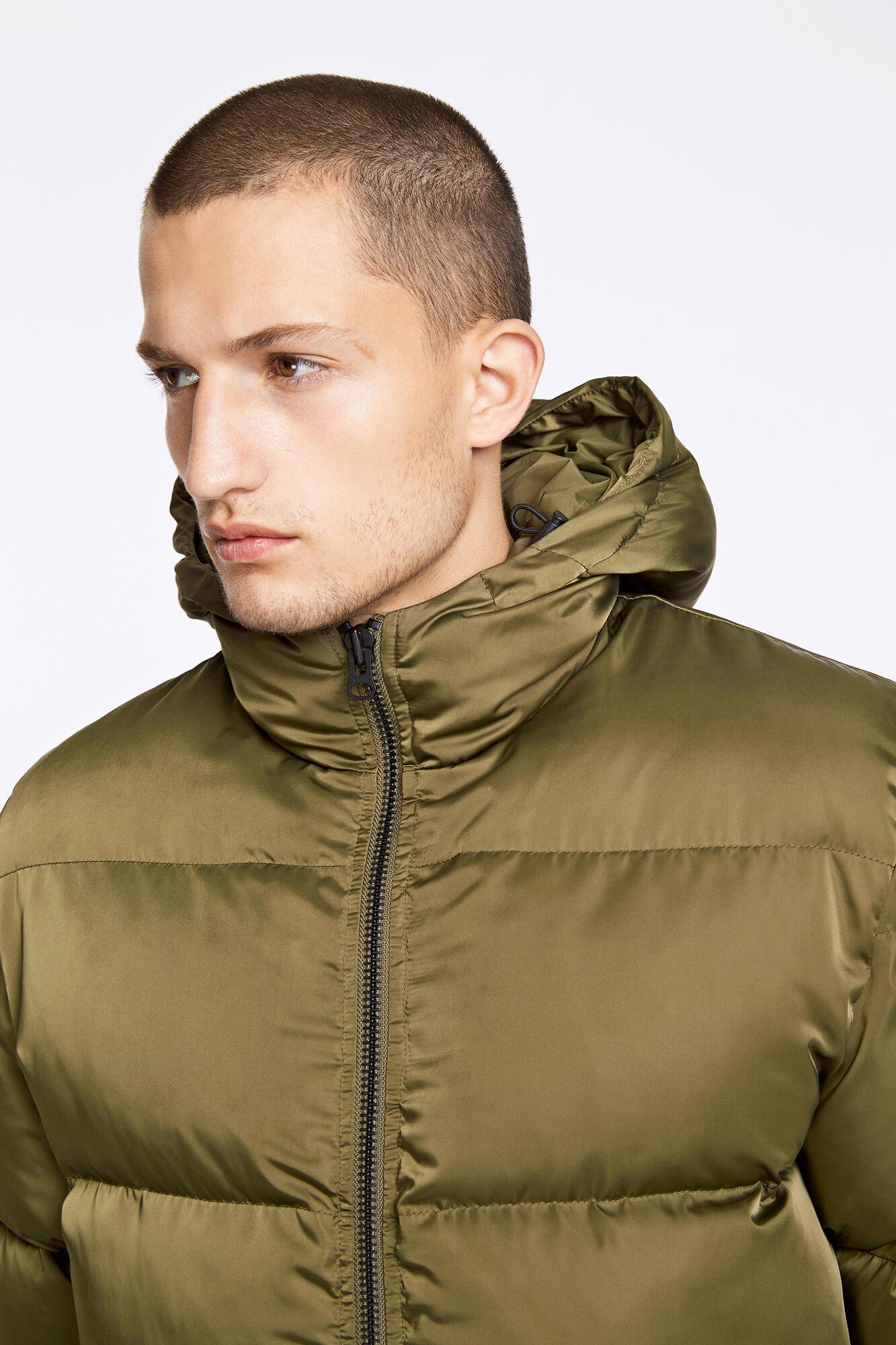 Minus hood jacket 9454, IVY GREEN