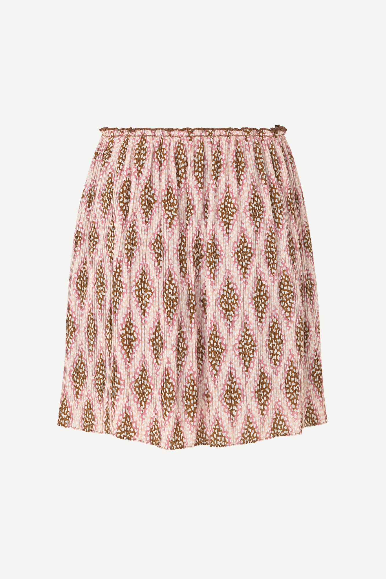 Lia short skirt aop 6621, FOULARD