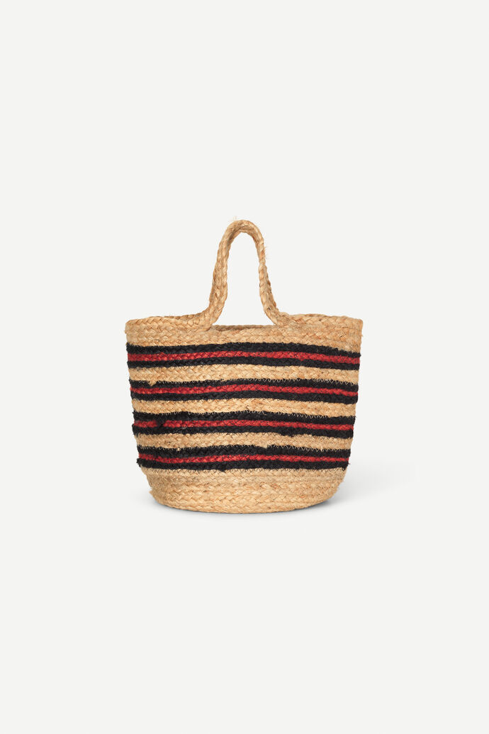 Beach bag S 11507, NATURE POPPY