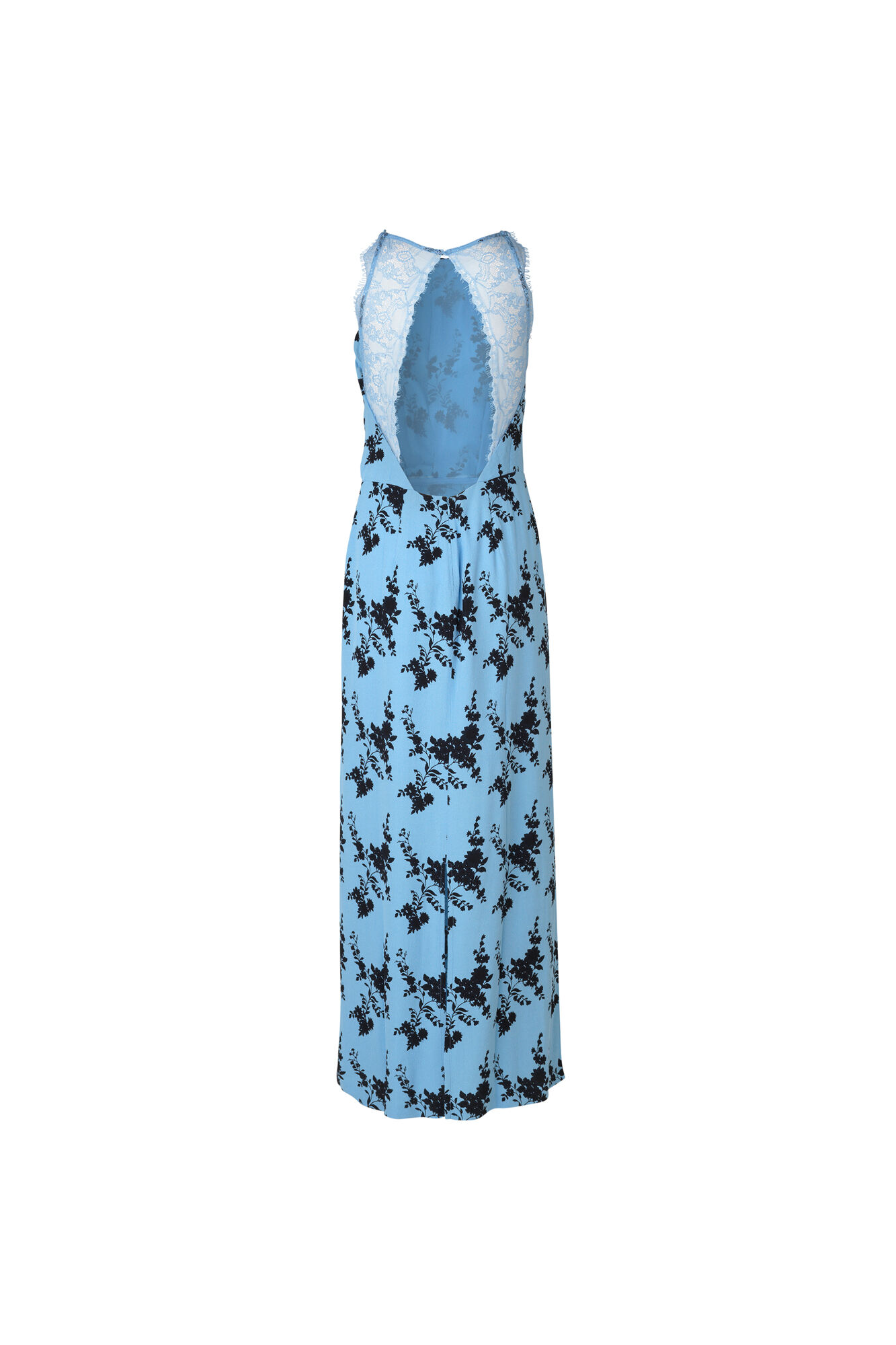 Willow dress long aop 5687