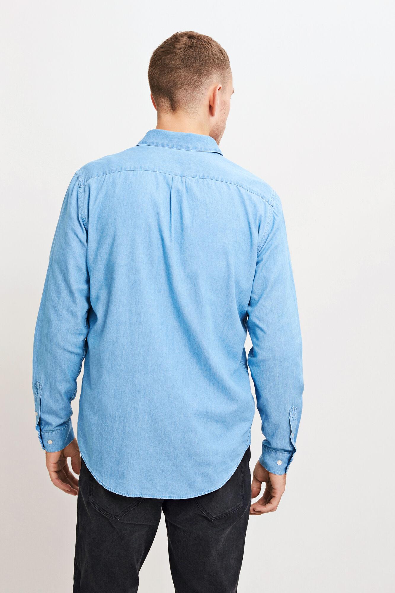 Liam NX 7728, LIGHT BLUE DENIM