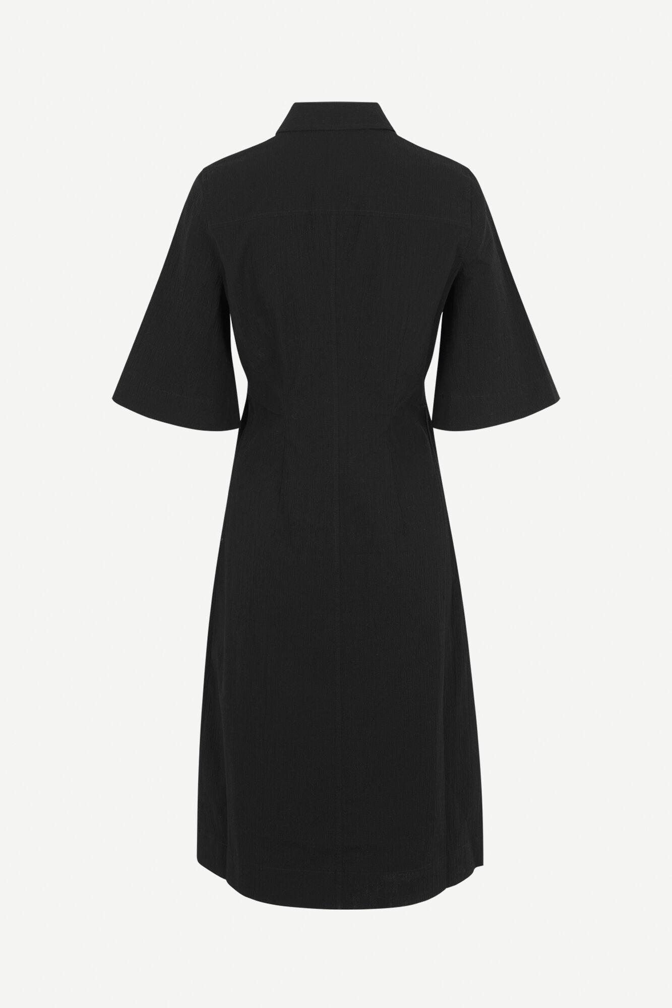 Demi dress 14133, BLACK