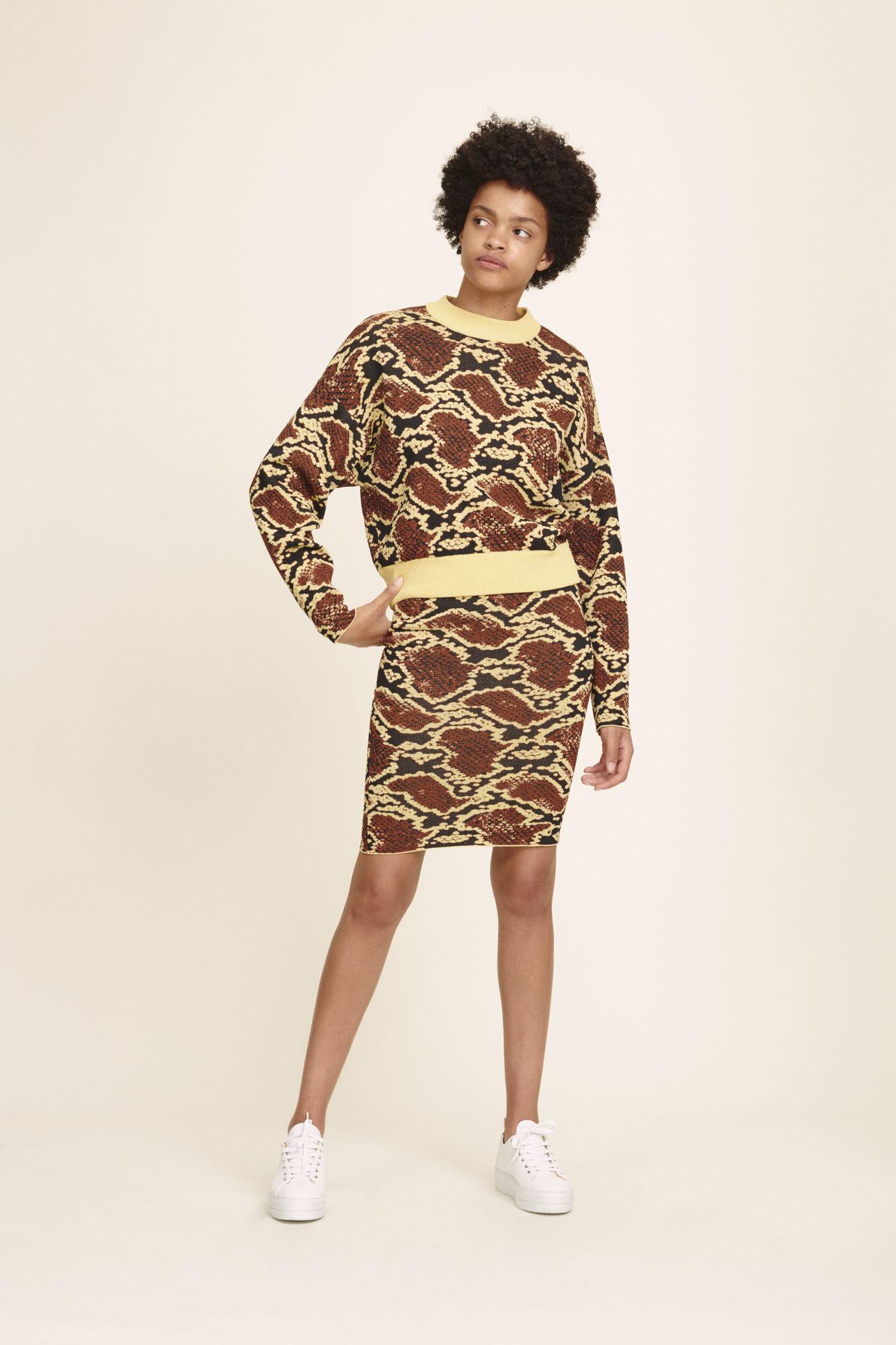 Hawkins skirt 10401