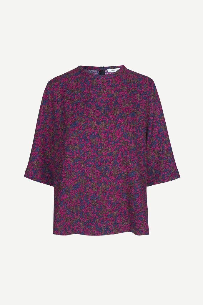 Isabel blouse ss aop 7947
