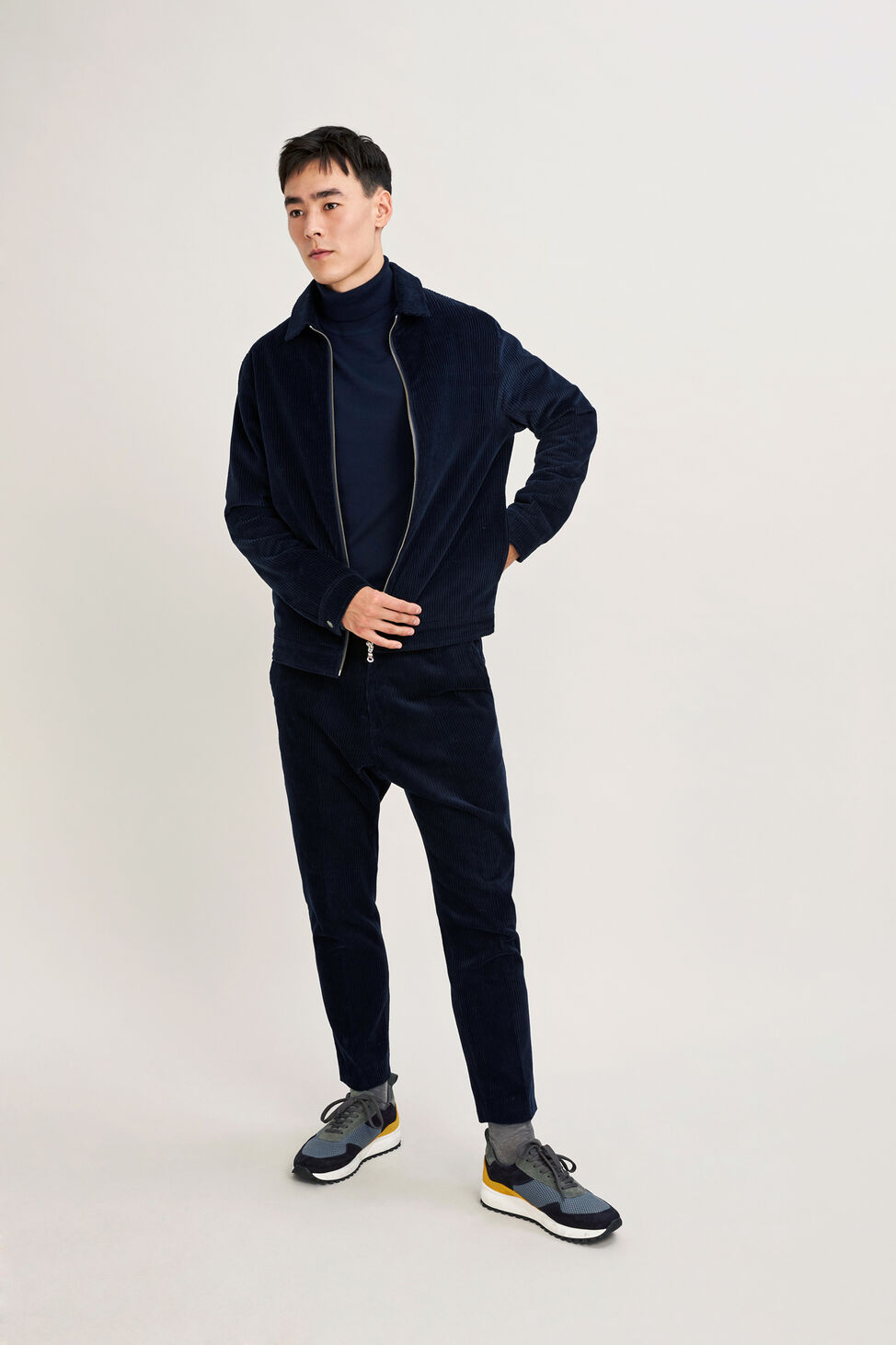 Gilbert jacket 10198