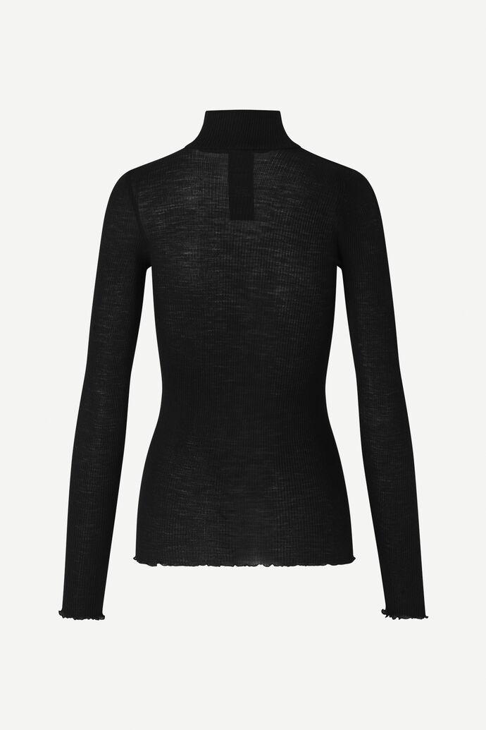 Doudo t-n t-shirt ls 13020, BLACK numéro d'image 6