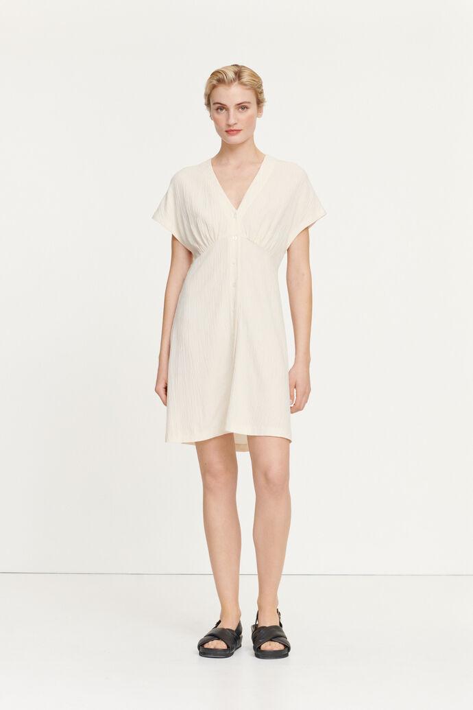 Valerie short dress 11238, WARM WHITE CH.