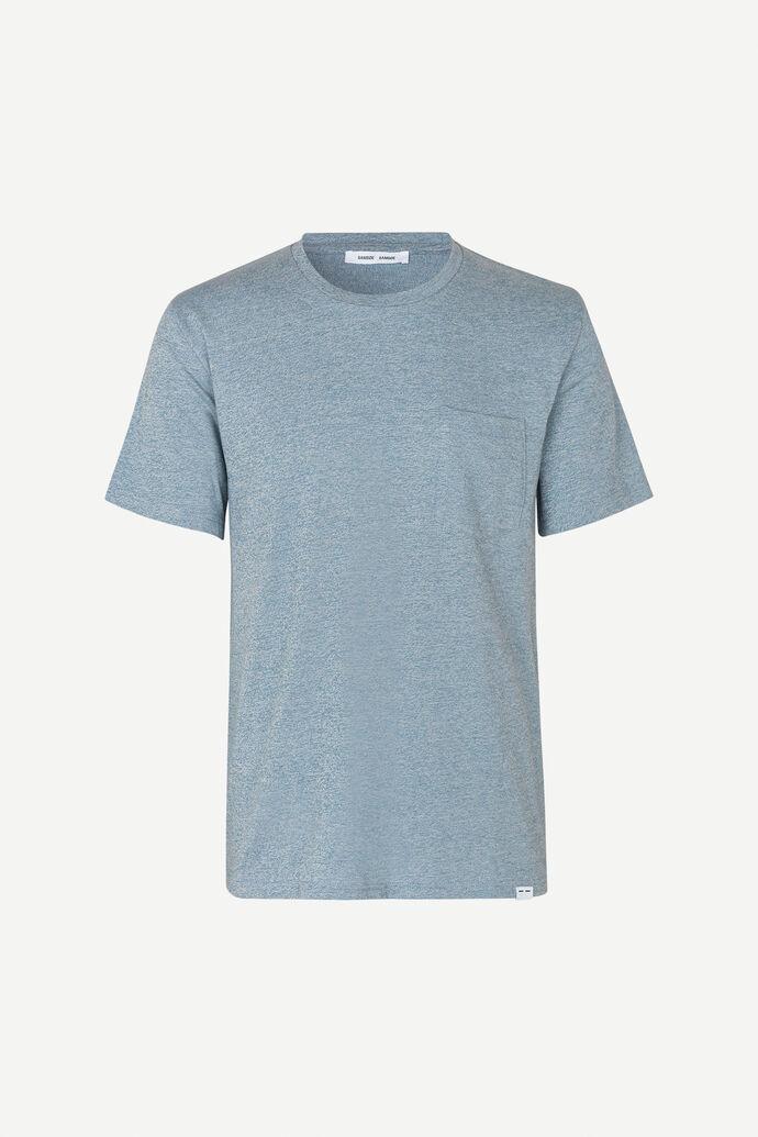Carpo t-shirt mel 7888, REAL TEAL MEL.