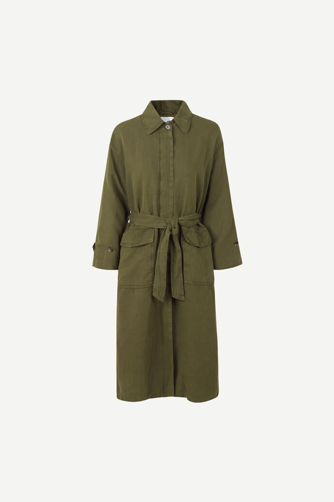 Kali trenchcoat 12659, AIR KHAKI