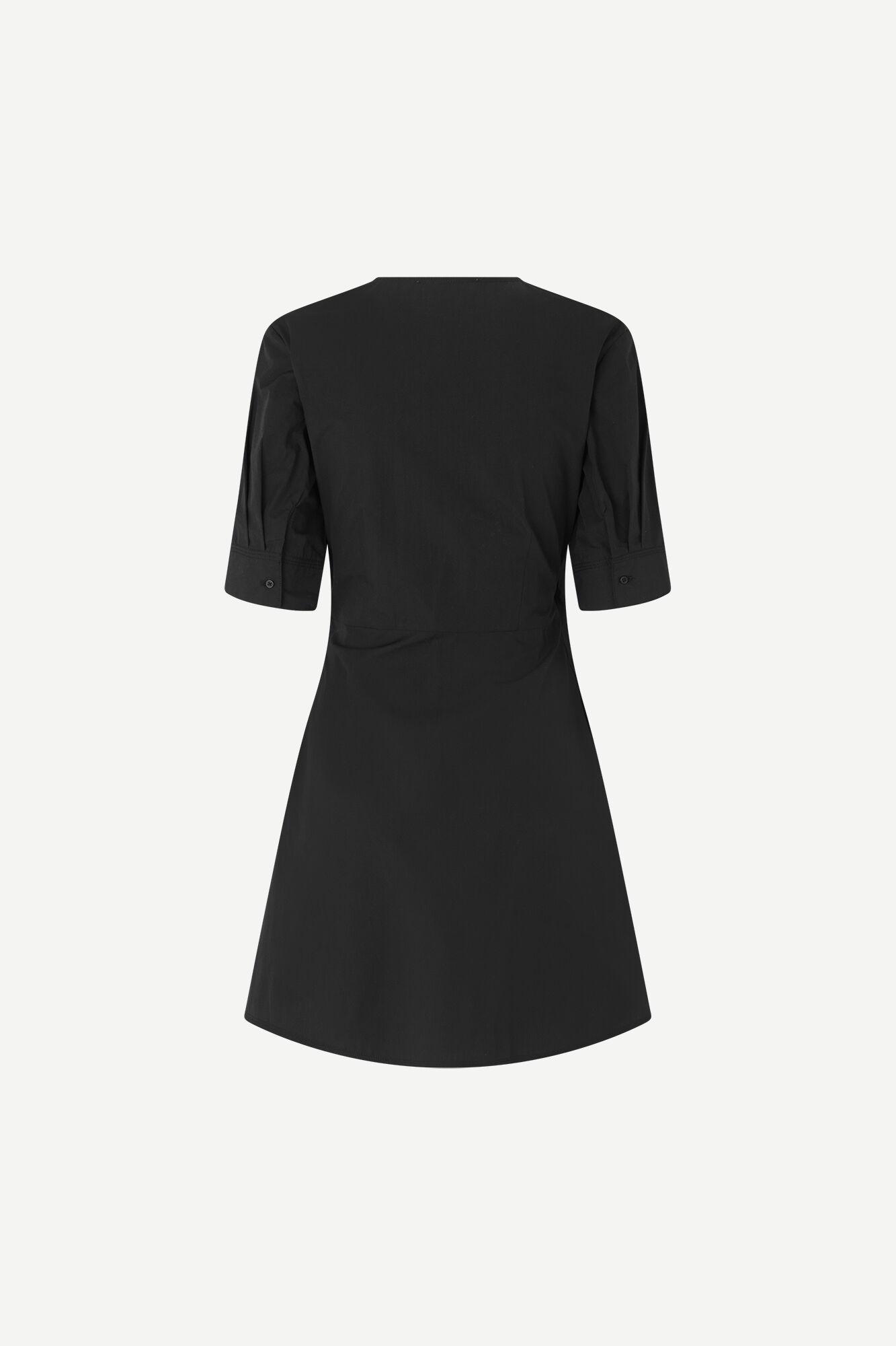 Althea ss short dress 11466, BLACK