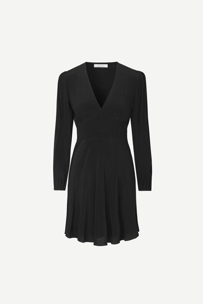 Cindy short dress ls 10056