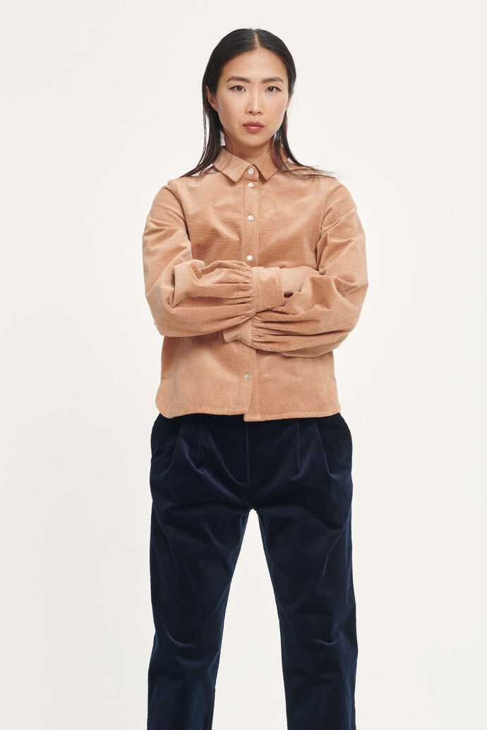 Moonstone shirt 12864, CAMEL
