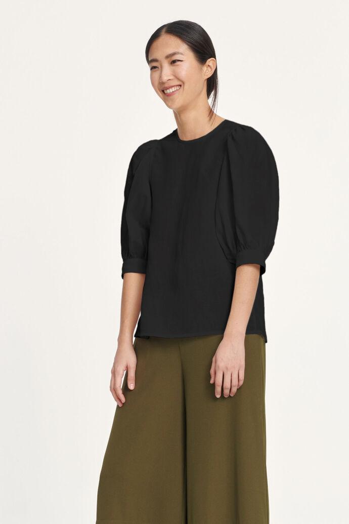 Celestine blouse 12771, BLACK