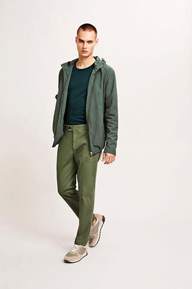 Bangali jacket 7456, THYME