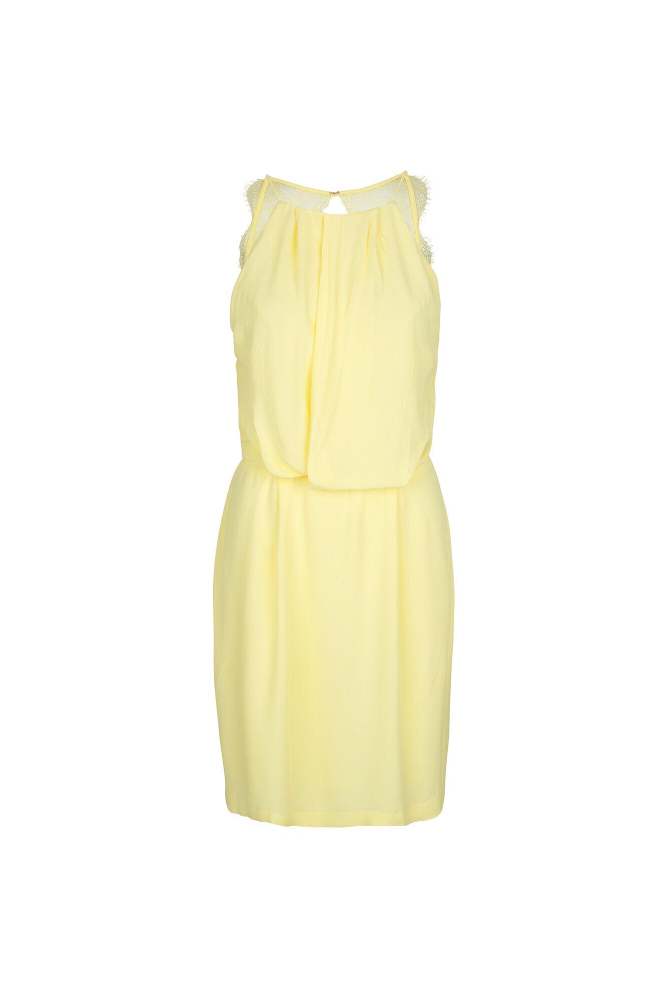 Willow short dress 5687, FRENCH VANILLA