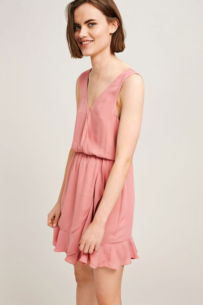 Limon s dress 6891, DUSTY ROSE