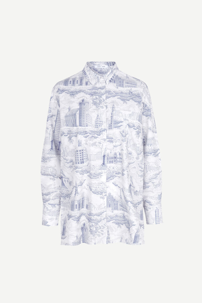 Loraine shirt aop 11332