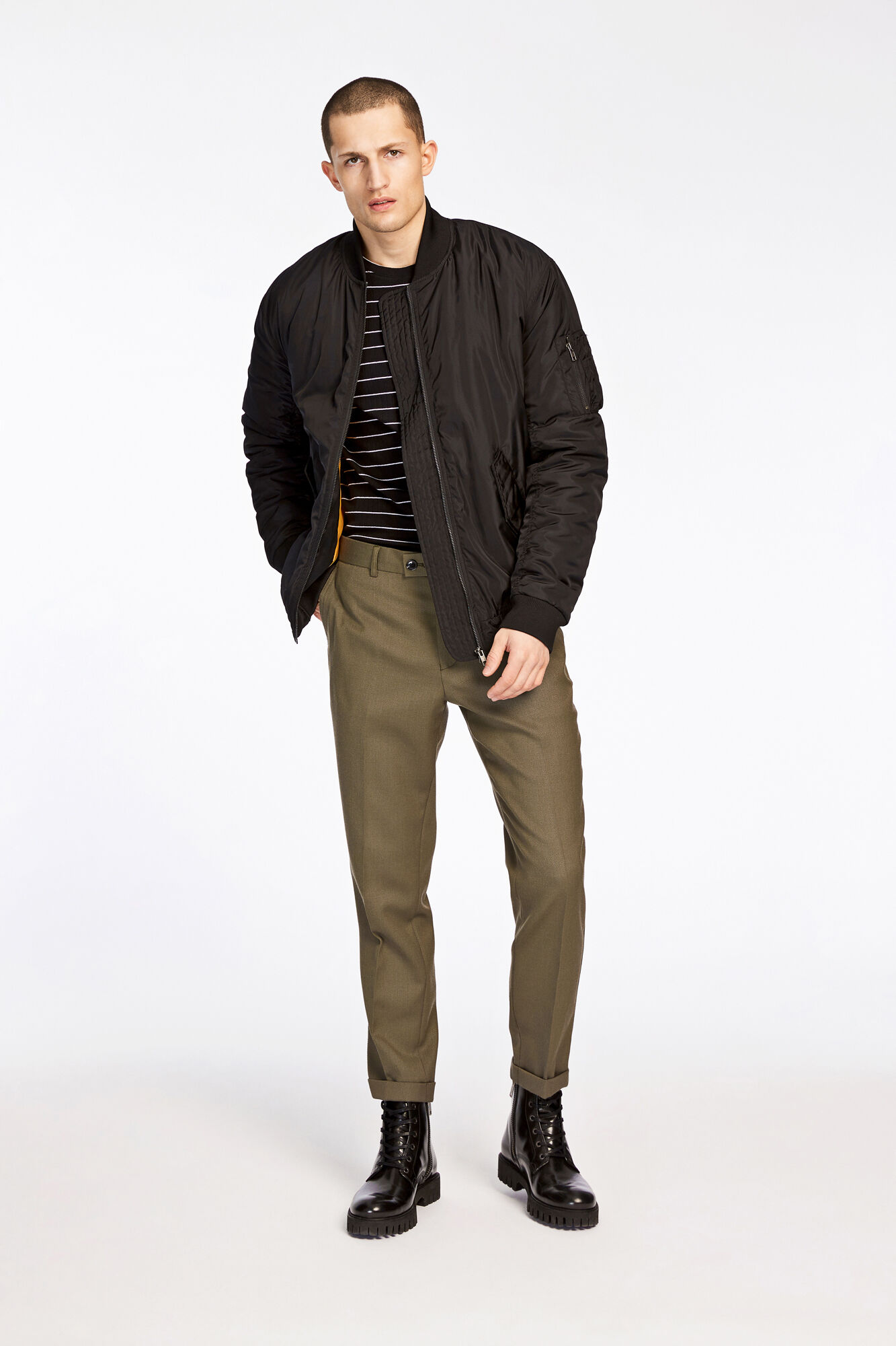 Alfred jacket 7457