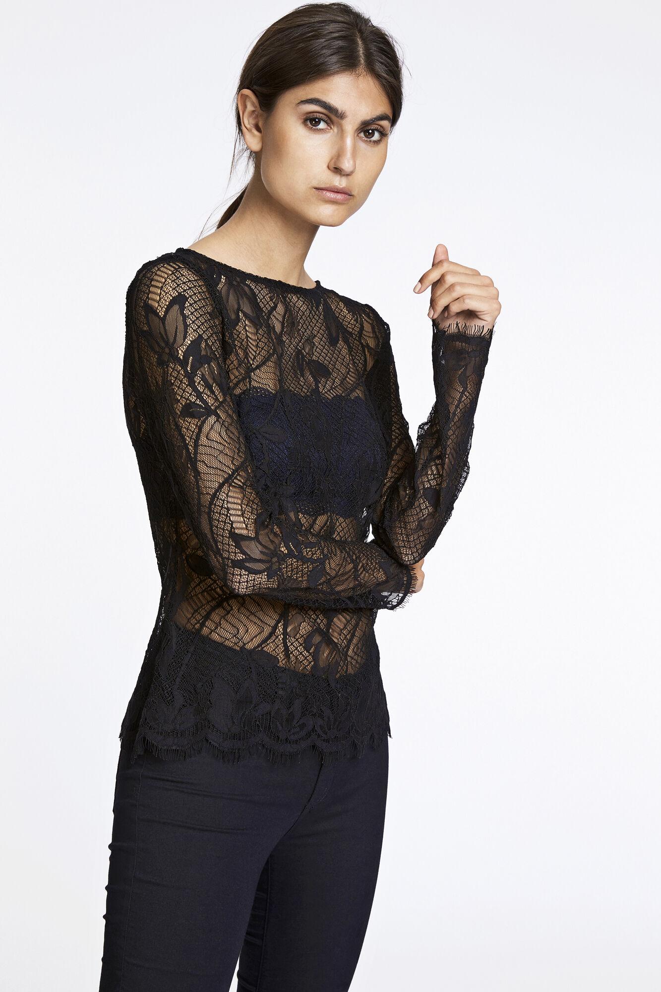 Annika ls 9865, BLACK