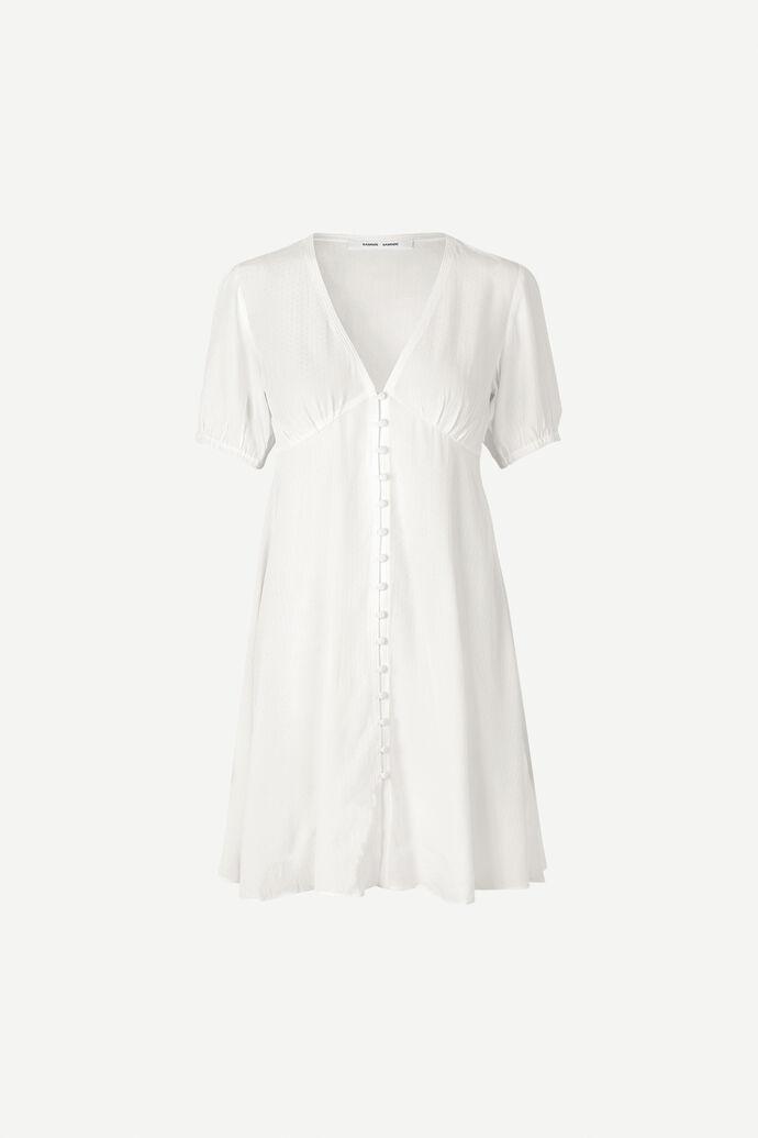Petunia short dress 10458, CLEAR CREAM