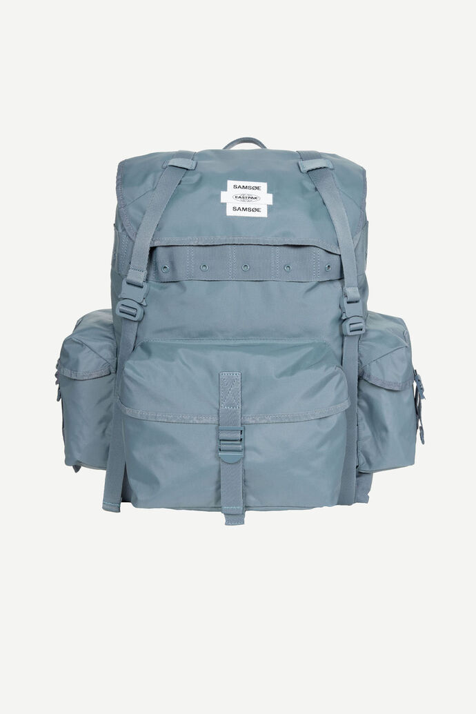 E Big Backpack 13052, BLUE MIRAGE