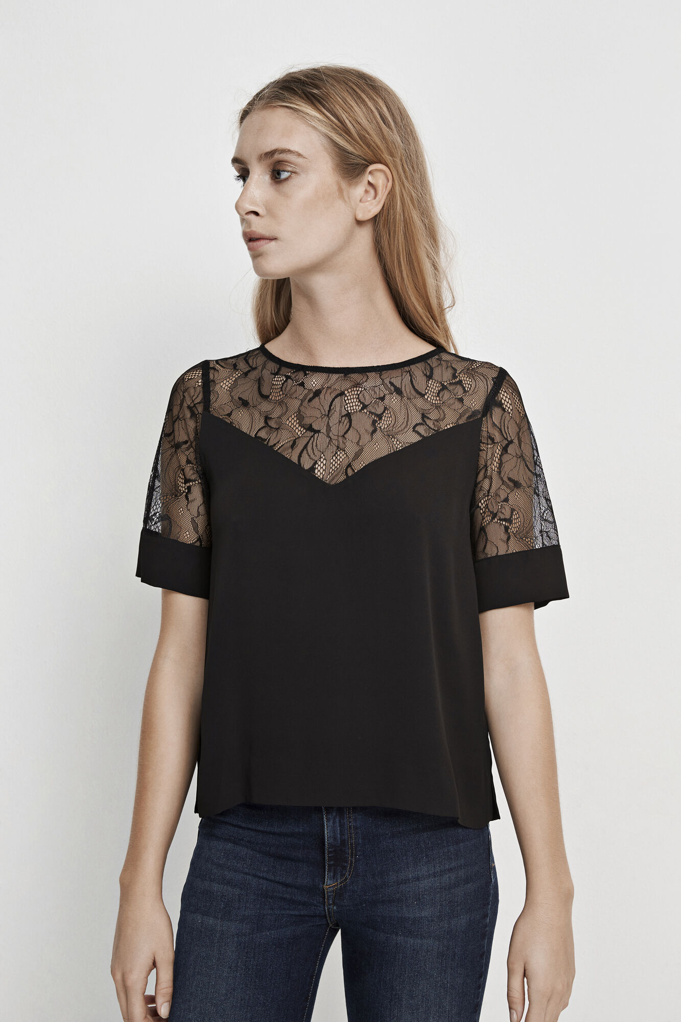 Biaf lace ss 6891