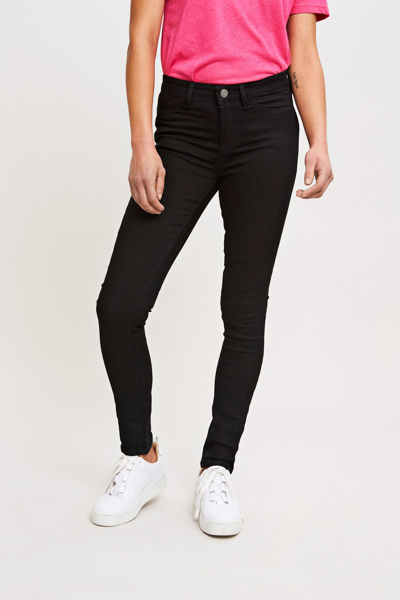 Jasmine jegging 5867, BLACK KNIGHT