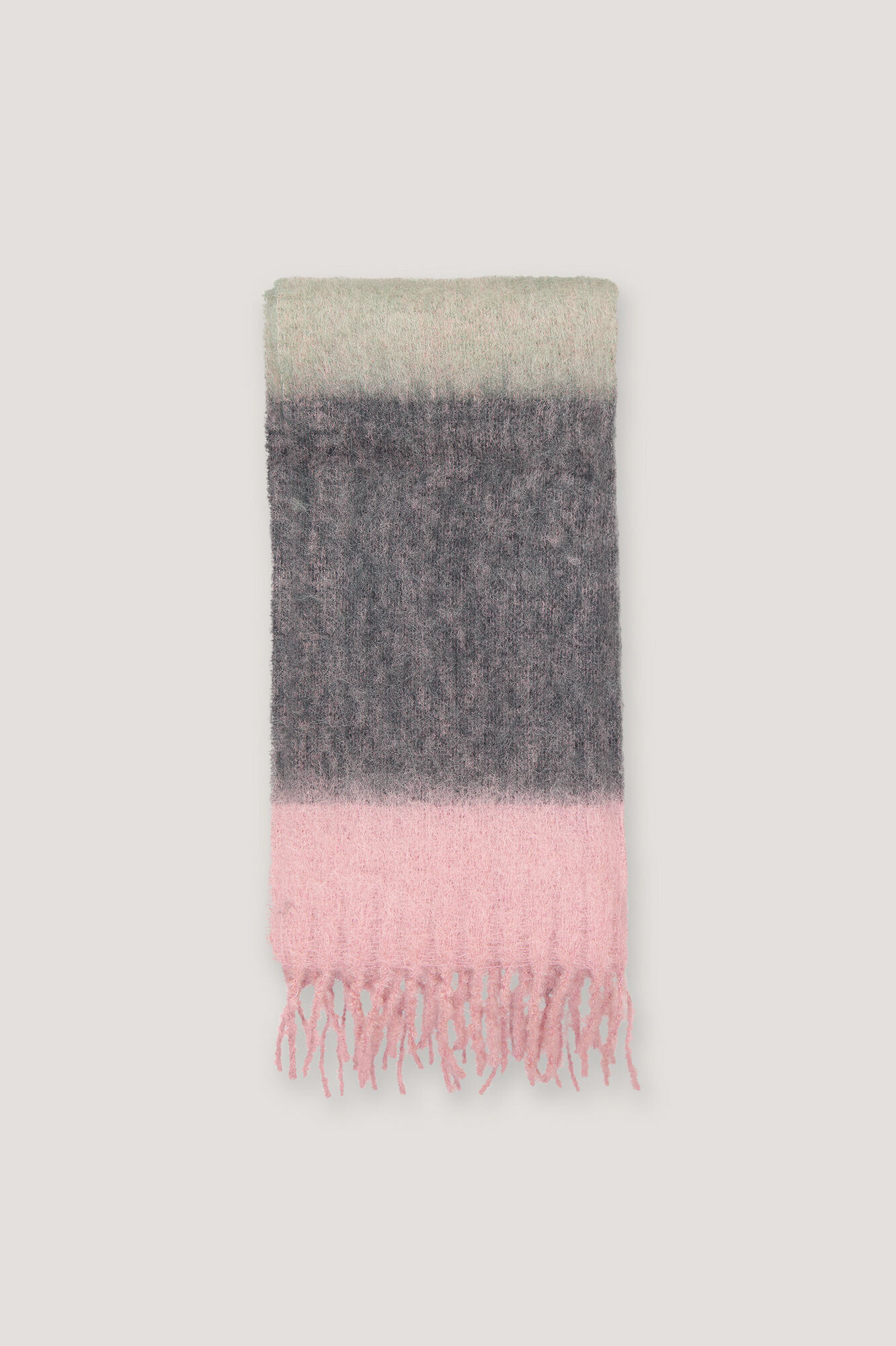 Minetta scarf stripe 10552