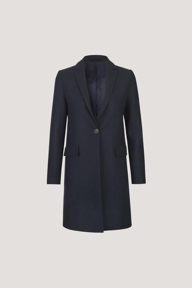 Taryn short jacket 10385, NAVY