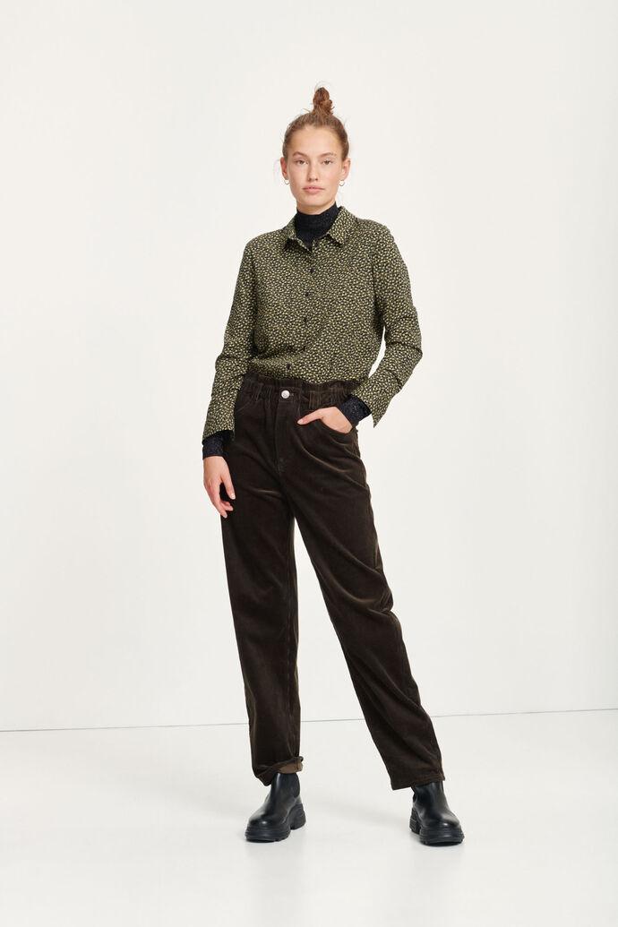 Milly shirt aop 9942, WINTER TWIGGY