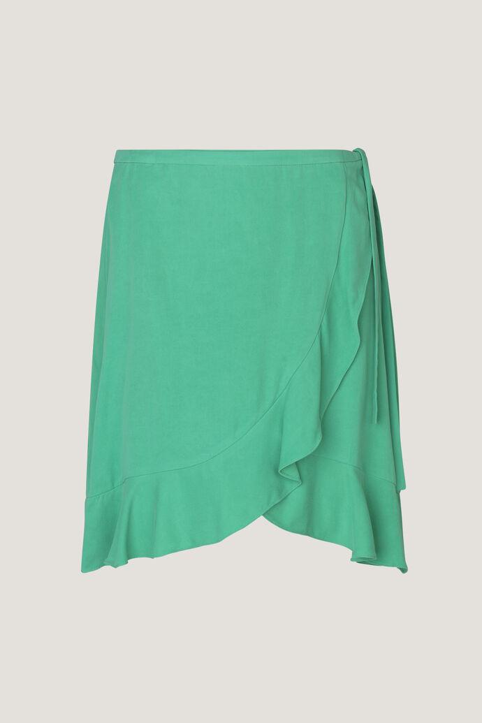 Limon short wrap skirt 9941