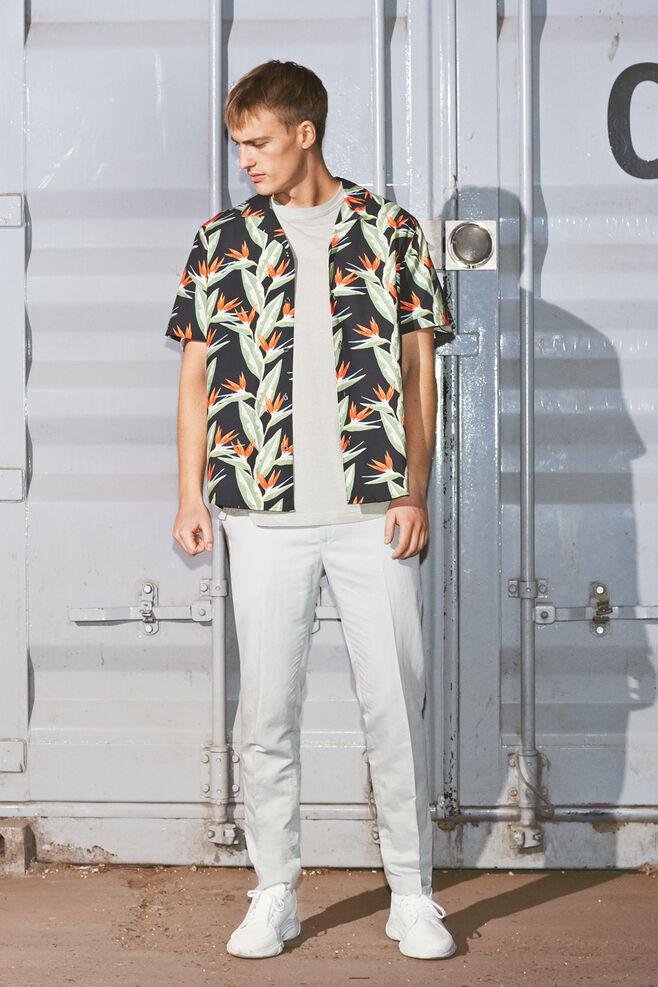 Einar SX shirt aop 10923