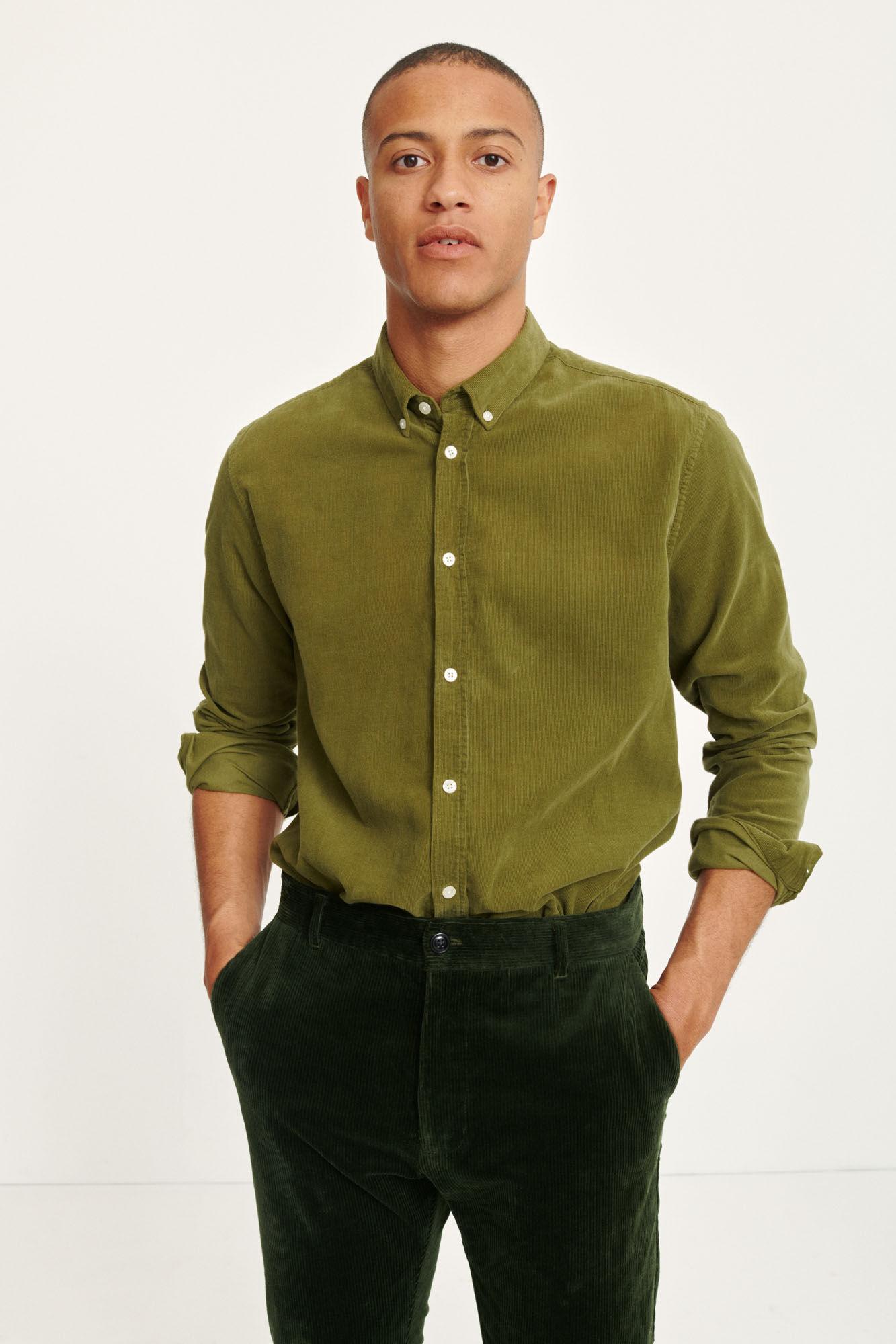 Liam BX shirt 10504, CAPULET OLIVE