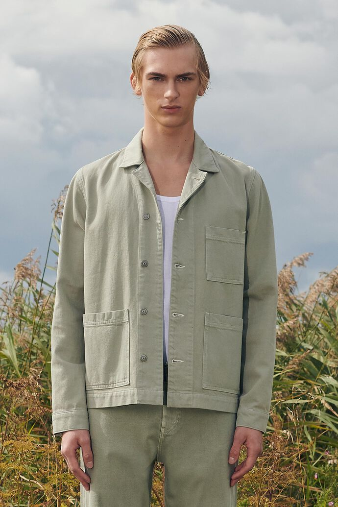 New worker jacket 14032
