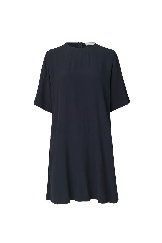 Adelaide dress 6515, DARK SAPPHIRE