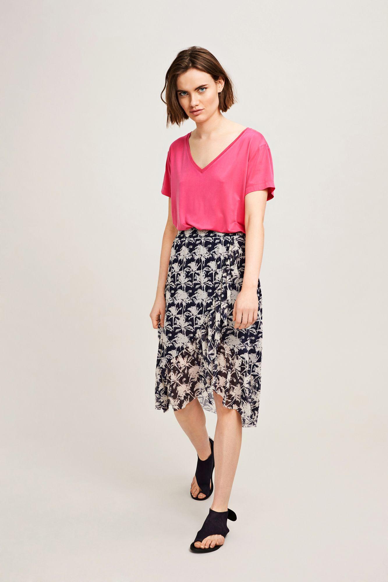 Jayla skirt aop 8211