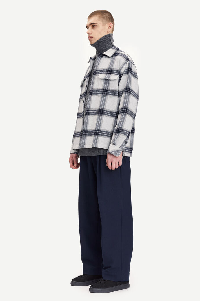 Castor H shirt 14089, GREY MEL CH. numéro d'image 3