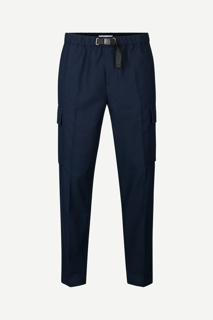 Agnar cargo trousers 12810, SKY CAPTAIN