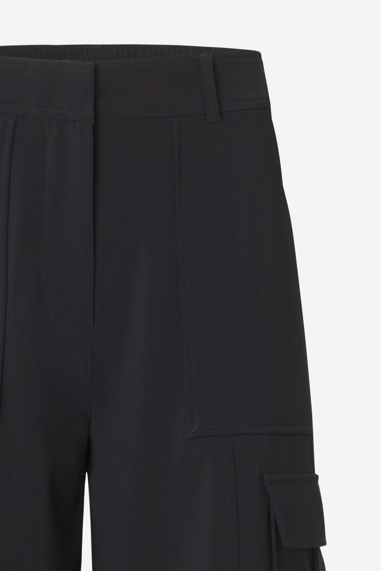 Citrine shorts 10654, BLACK