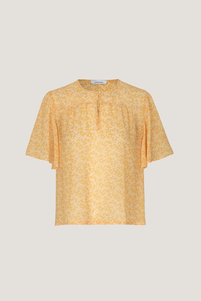 Imola blouse ss aop 10842