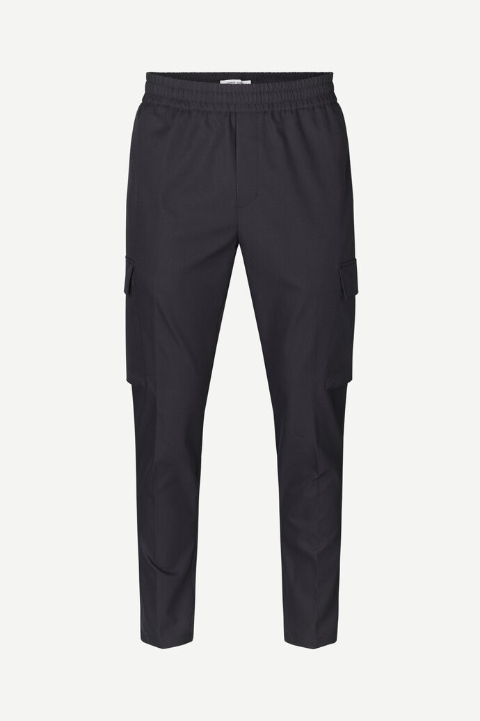 Smithy cargo trousers 12805, BLACK