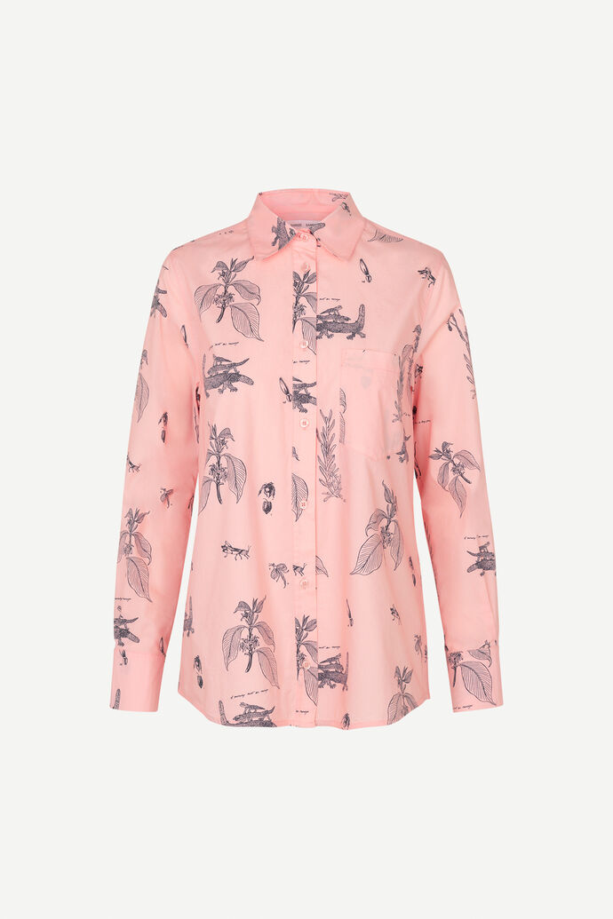 Natalie shirt aop 11332